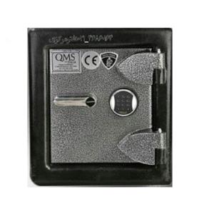 گاوصندوق گنجینه مدل400RMD تکطبقه کوچک رمزدیجیتالی